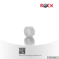 15mm plastic white cap for pharmaceutical liquid bottle