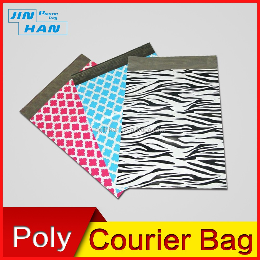 High Quality logo print poly mailer/Recycle mail bag/online shopping plastic bag