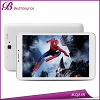 Tablet PC 8inch Quad core MTK8382 1G 8G IPS screen 3G GPS BT Wifi android 8 inch phone tablet