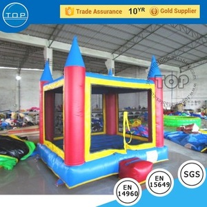 TOP INFLATABLES 2018 popular inflatable in spain princess bounce castle happy hop bouncer for wholesales