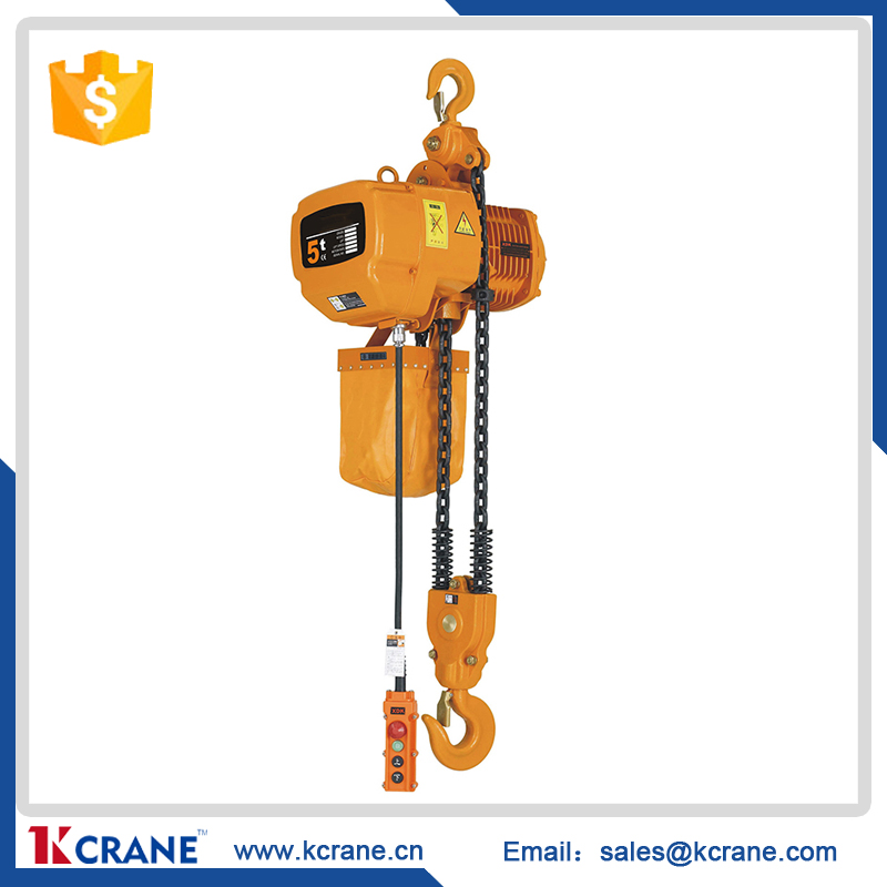 Light weight small chain electric hoist lifting equipment
