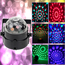 Mini Disco Kaleidoscope Light Multi Color DJ Laser Lighting