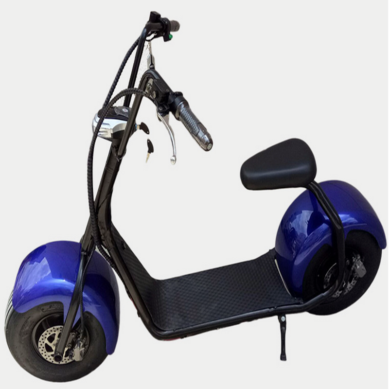 Lithium Battery Big Power Halley Electric Scooter