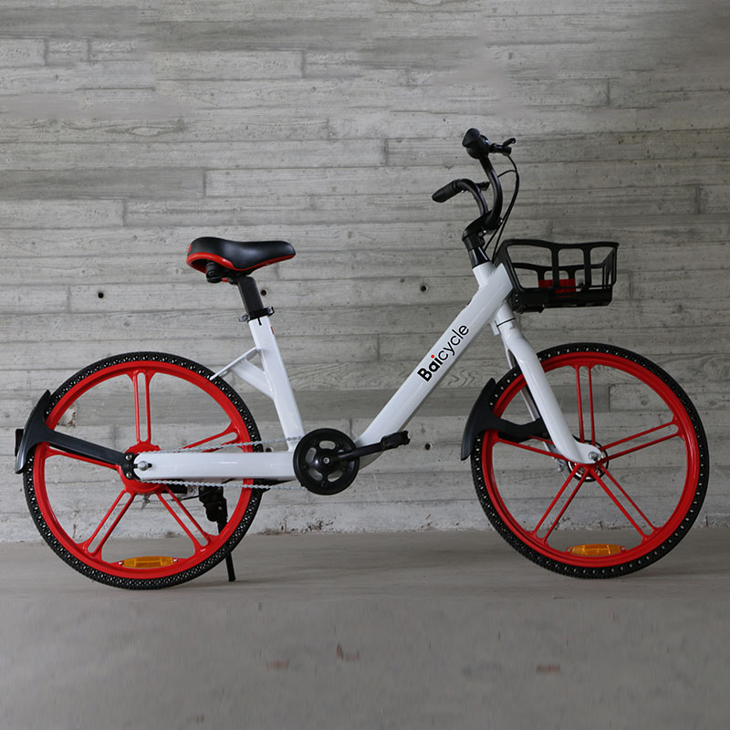Best selling electric bike sharing with power bank