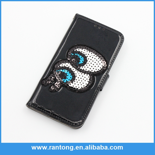 hot selling leather flip case for samsung galaxy express 2 g3815