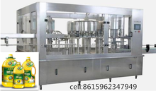 Automatic Oil Bottling Line for Kinds of Oil
