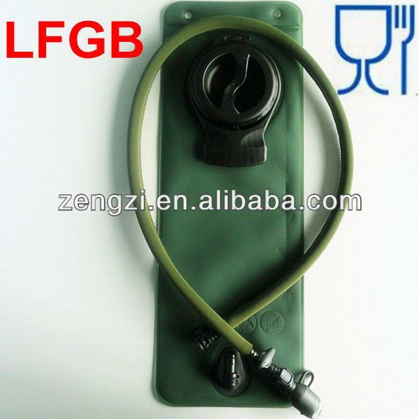LFGB 3 litre military water bag