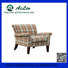 Update high back tub chair fabric armchair
