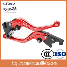 M002-51-F21/K750 Cheap price aluminum brake clutch lever part for kawasaki ninja 300