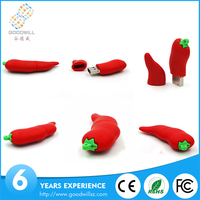 Hot pepper bulk pen drive 8gb usb 3.0 usb flash drive,grade A chip usb 1gb