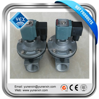 Industrial 1 Inch Solenoid Valve For baghouse