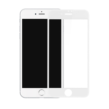 Explosion-proof 4D Full Curved Tempered Glass Screen Protector glass film for iphone 7