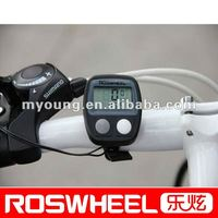 14 functions cycling computer