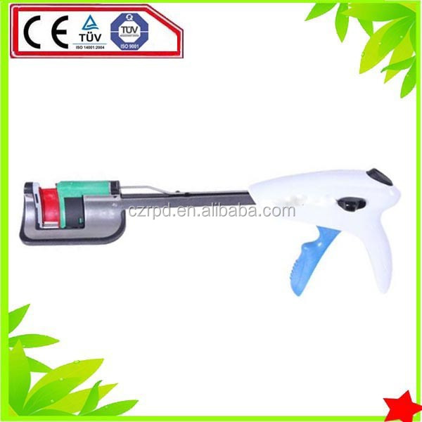 Single Use Medical Devices Stapler For Abdominal Surgery Instruments