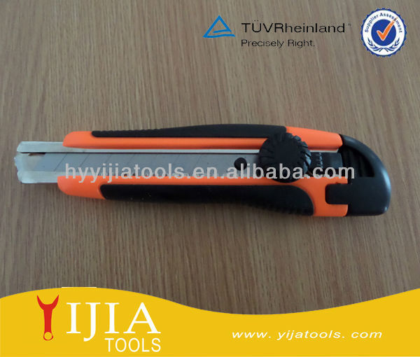 new industrial safety utility knife tool High Quality 18mm Utility Knife