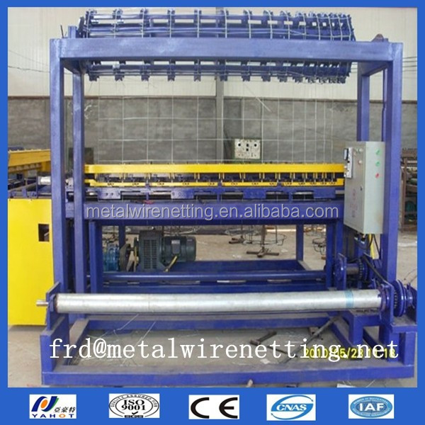 factory direct Farm Guard Field Fence Machine,Gassland Fence Machine,Cattle Fence Woven Making Machine