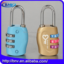 Digital code lock, safe bag code lock, small password code lock