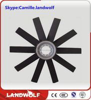 Excavator Spare Parts SY55 SY65 SY75 SY135 SY215 Engine Cooling Fan Blade for SANY