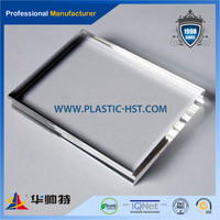 perspex acrylic sheet/pmma plastic board/plastic panels for acrylic decoration