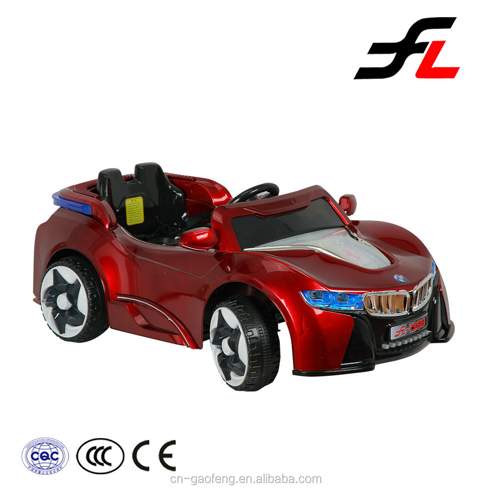 Best sale top quality new style kids ride on car 6v battery powered