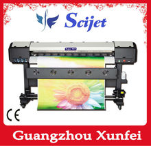 High speed Digital Dye Sublimation Printer for flag Polyester fabric