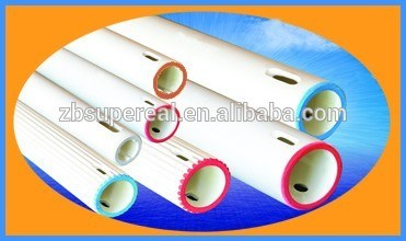 High temperature 1300 C ceramic alumina kiln roller with 3500 mm length