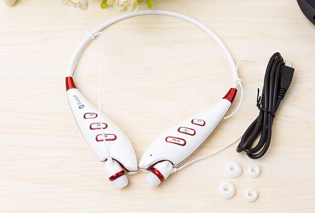 bluetooth headset for lg bluetooth headphone swimming waterproof bluetooth headphone HBS-S740T