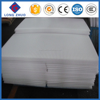 China manufacture plastic/ABS Eggcrate Air Grille for ventilation