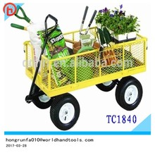 TC1840 factory supply folding garden wagon