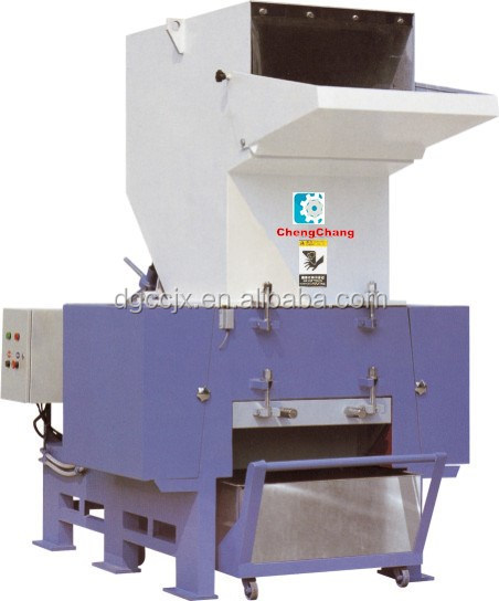 advanced strong claw knives plastic crusher plant