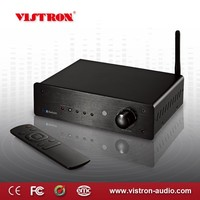 High quality professional amplifier dvd player with fm made in China for home audio