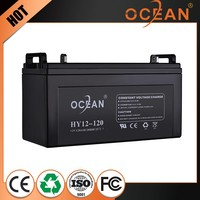 Special design hot selling 12V 120ah newest solar battery price