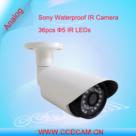Cheap sony 700tvl IR Infrared CCTV Waterproof Analog Security Camera