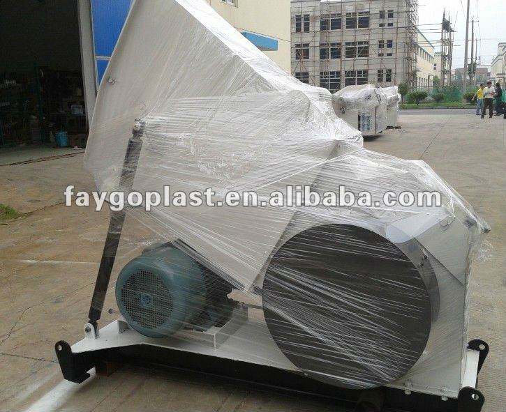 used plastic crusher