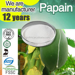 Pharmaceutical and food grade papain powder natural pure plant enzyme