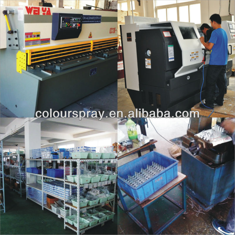 diy powder coating equipment
