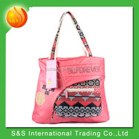 best selling cheap fashion lady hand bag shopping bag