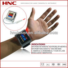 blood pressure regulating portable soft laser irradiation physical therapy equipment