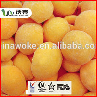 IQF frozen yellow peach/Canned Yellow Peaches In Halves