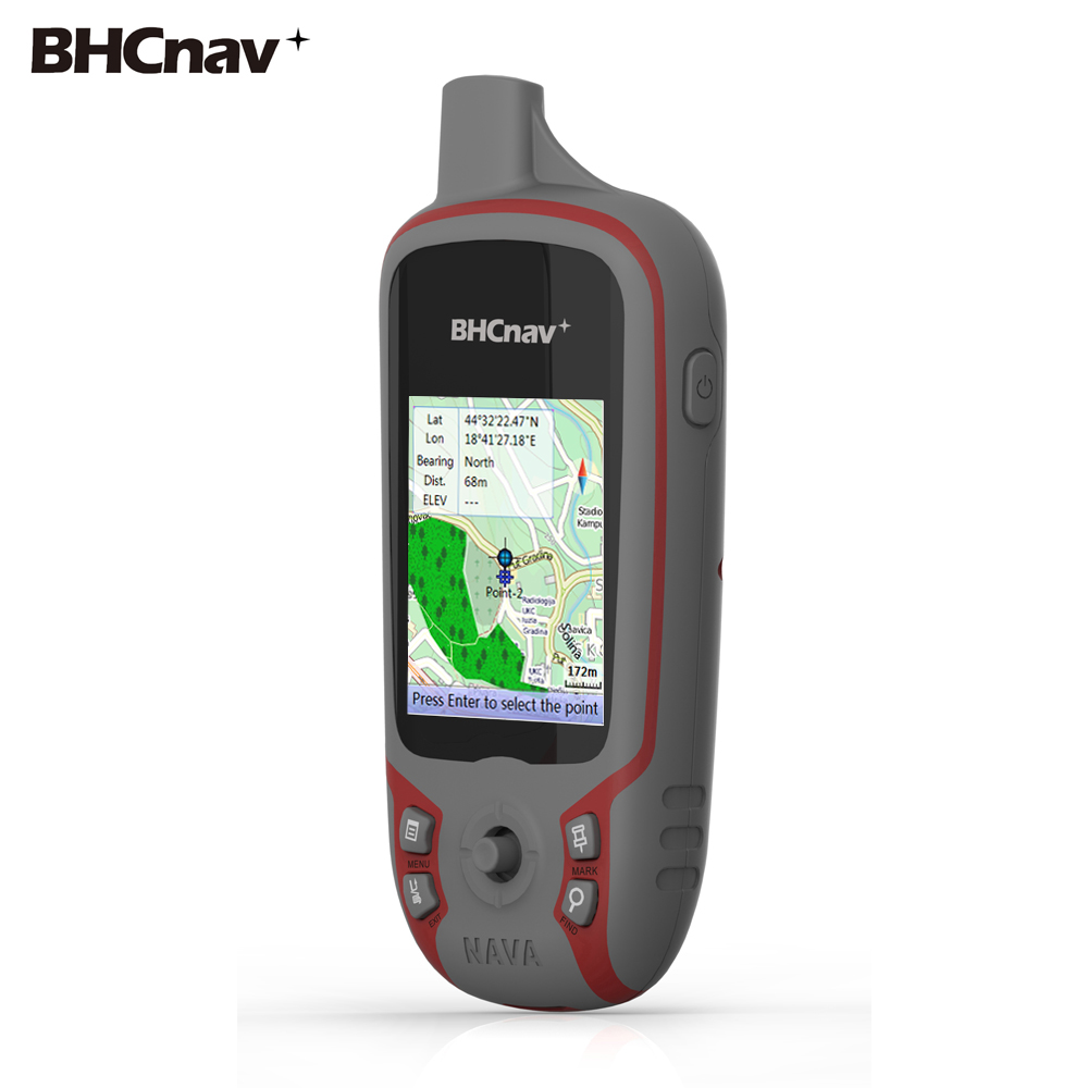 Agriculture Used BHCnav Handheld GPS with Routes 25