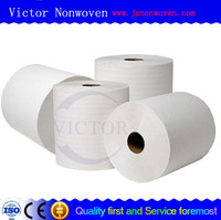 high quality spunlace nonwoven ,china spunlace fabric
