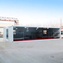 india exported quality portable low price container house for sale