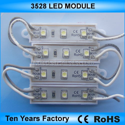 2 years warranty 12v rohs 3528 smd module led