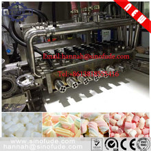 Marshmallow making machine/automatic candy extruder production line in Shanghai