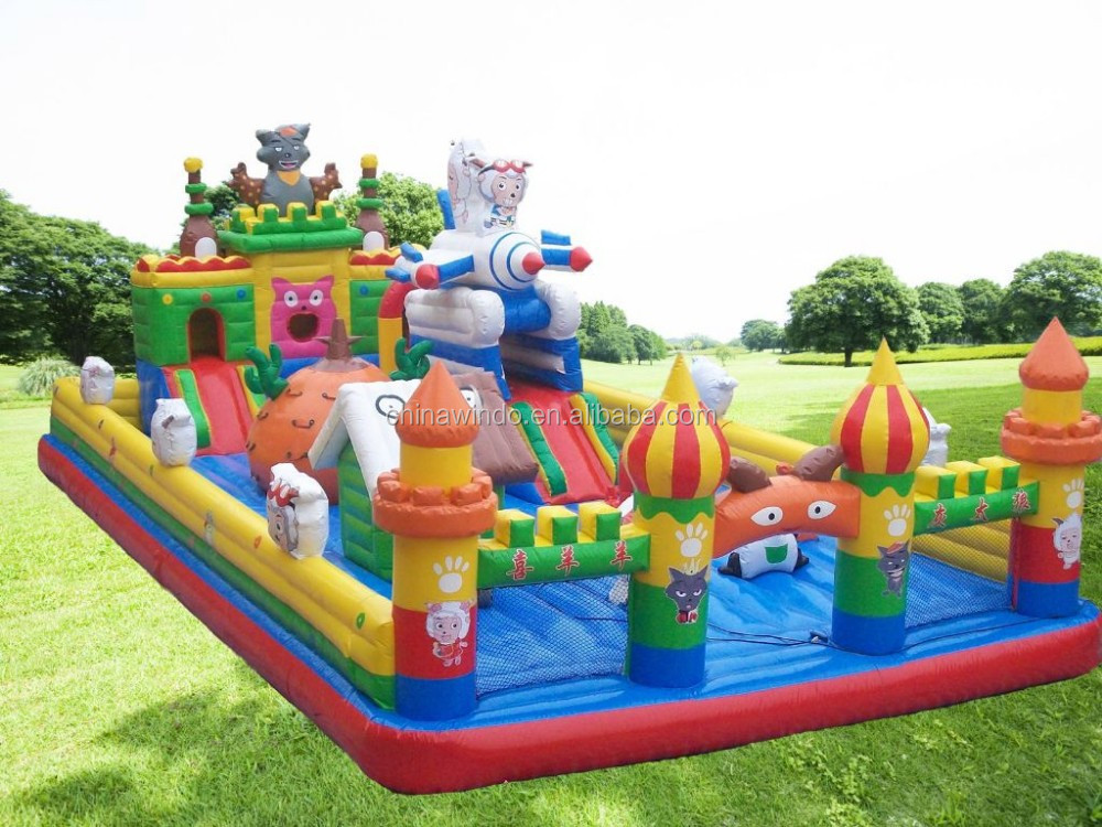 inflatable jumping castles manufacturers large inflatable caslte /the bounce house