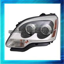 Dongguan car head light HID auto head lamp type for 2011 La crosse