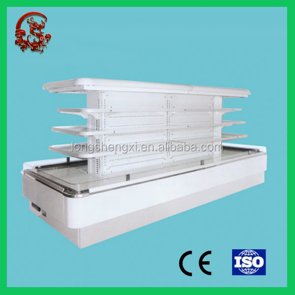 fast cooling chiller refrigerator,refrigerated produce display cooler