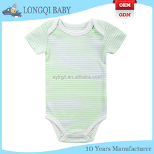 New Born Baby Clothing Bamboo Baby Clothes Plain White Baby Bamboo Onesie