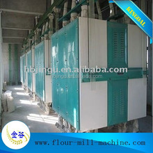 modern flour mill 100 TPD (production capacity) from wheat and finished product as atta/Maida/Suji/Besan etc