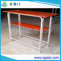 Hot selling aluminum interactive bar table for bar